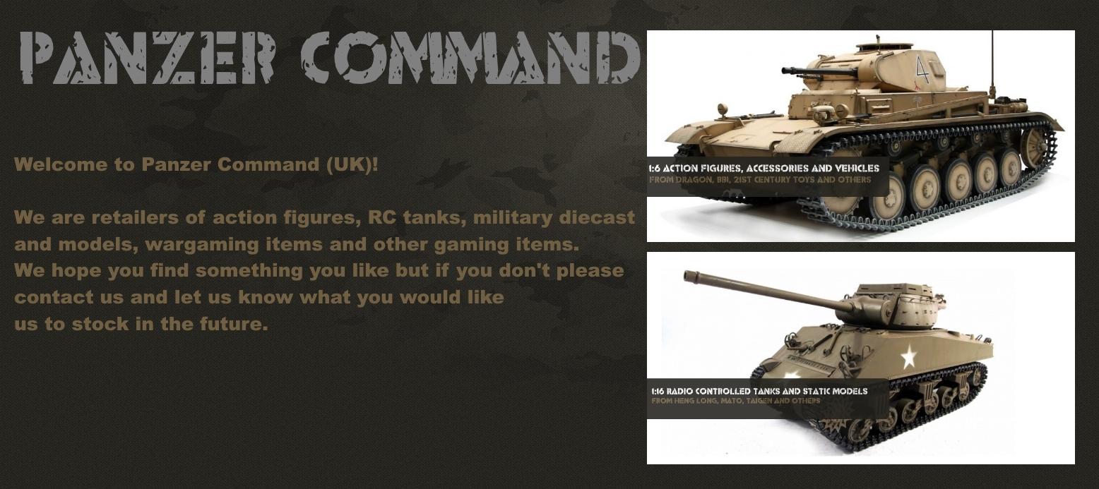 Panzer Command (UK)