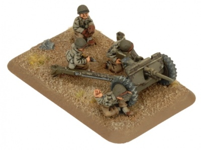 37mm Anti-tank Gun Platoon (x2)