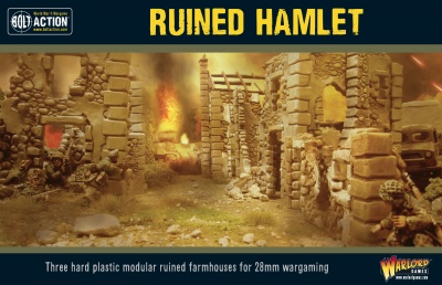 Ruined Hamlet Plastic Boxed Set