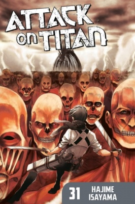 Attack On Titan Volume 31 (Manga)