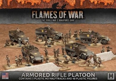 Armored Rifle Platoon (Plastic)