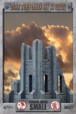 Gothic Warzones - Small Corner Ruins