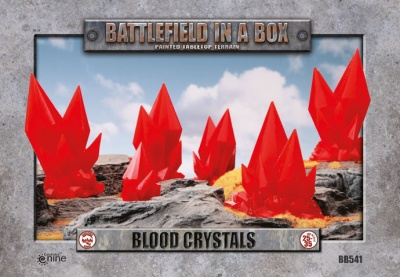 Red Blood Crystals