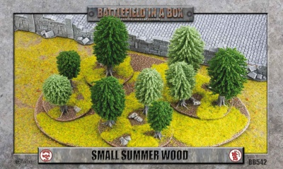 Small Summer Wood