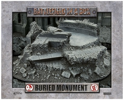 Gothic Warzones - Buried Monument
