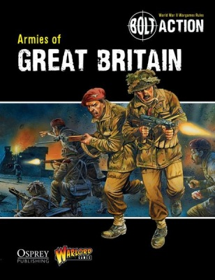 Armies of Great Britain Book