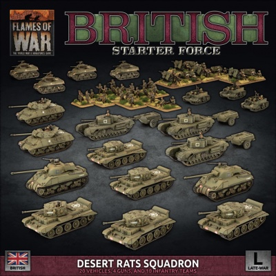 D-Day British Starter Force