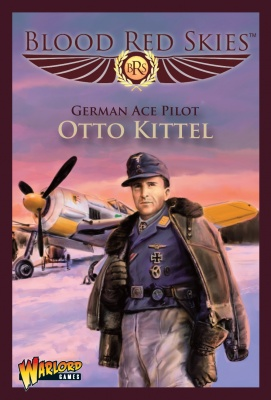 German Fw 190 Ace (Otto Kittel)