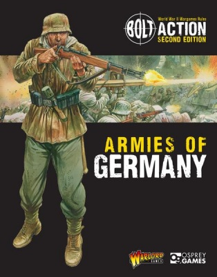 Armies of Germany Book (V2)
