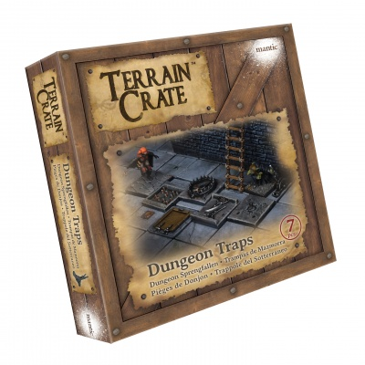 Terrain Crate: Dungeon Traps