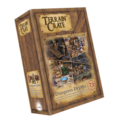Terrain Crate: Dungeon Depths