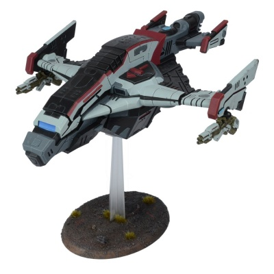 Enforcer Accuser Interceptor/Persecutor Bomber
