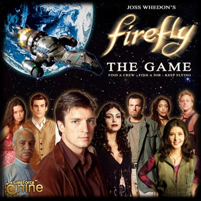 Firefly: The Game (US Edition)