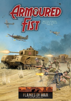 Armoured Fist British Army Book