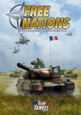 Free Nations NATO Army Book