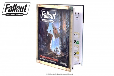 Fallout: Wasteland Warfare RPG Expansion Book