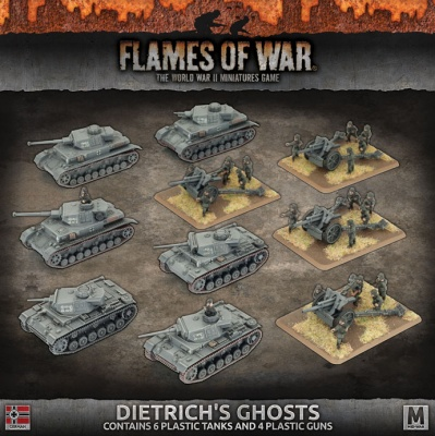 Dietrich's Ghosts Army Set