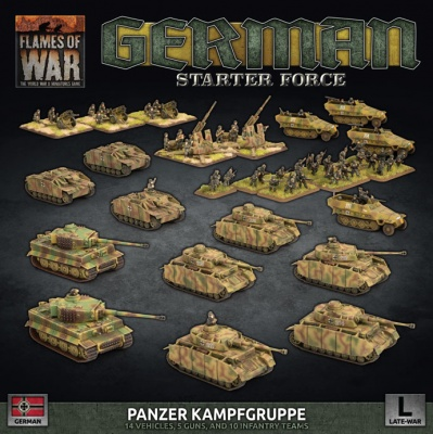 German Panzer Kampfgruppe Army Deal