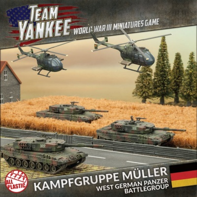 Kampfgruppe Muller West German Army Deal