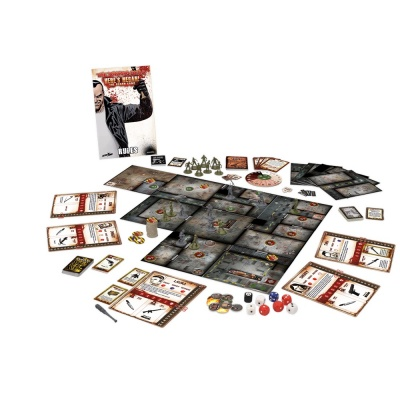 The Walking Dead: Here's Negan Board Game