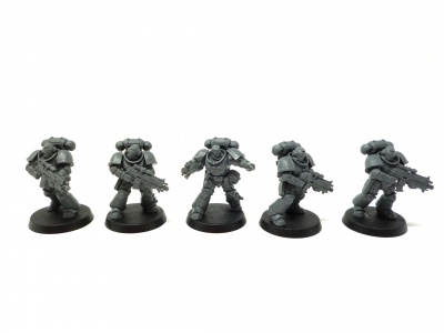 Dark Imperium Space Marine Primaris Intercessors Squad B (NH)