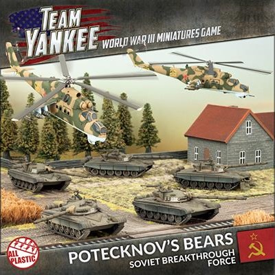 Potecknov's Bears Soviet Union Army
