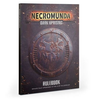 Necormunda: Dark Uprising Rule book