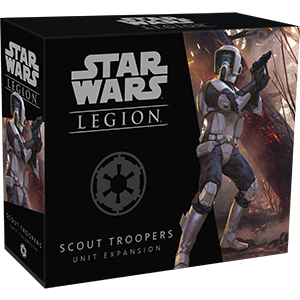 Star Wars: Legion Scout Troopers Unit Expansion