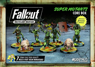 Super Mutants Core Box