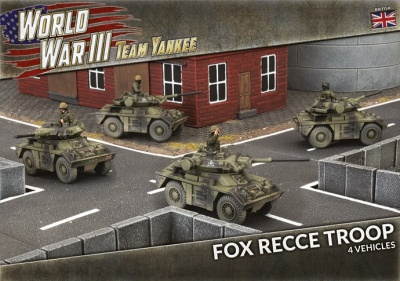 Fox Recce Troop