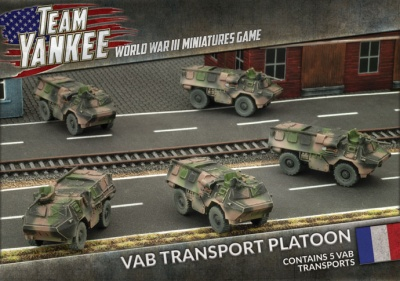 VAB Transport Platoon (x5)
