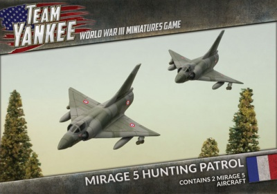 Mirage 5 Hunting Patrol (x2)