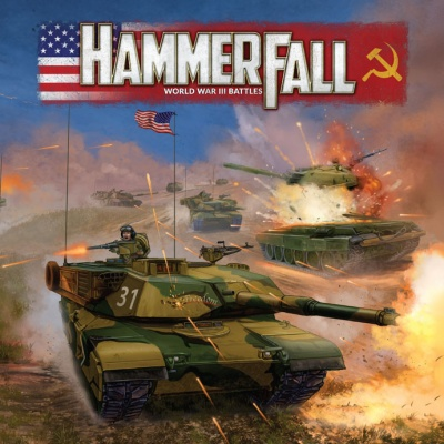 Hammer Fall Team Yankee Starter Set