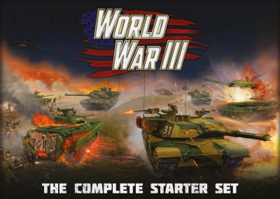 World War III Complete Starter Set