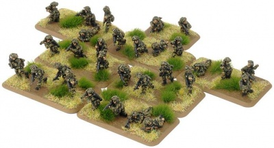 British Mechanised Infantry Platoon