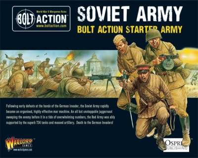 Soviet 1000 Points Army Starter Set