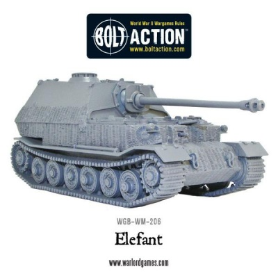 Sd.Kfz 184 Elefant heavy tank destroyer (Splash Release)