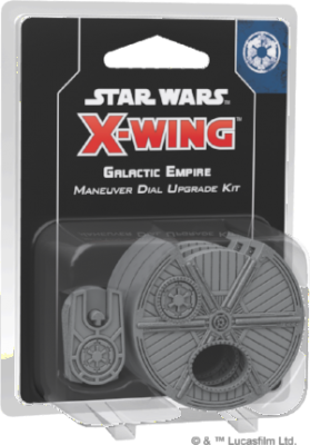 Galactic Empire Manoeuvre Dial Upgrade Kit