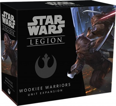 Star Wars: Legion Wookiee Warriors Unit Expansion