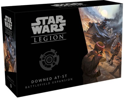Star Wars: Legion Downed AT-ST Battlefield Expansion
