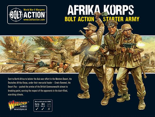 Warlord Games Bolt Action German Heer command