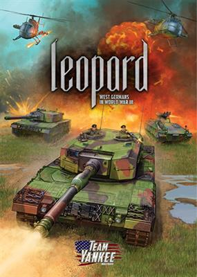Leopard West Germany Army Book