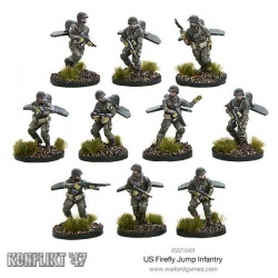 Firefly Jump Infantry