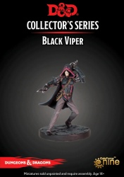 ''Waterdeep Dragon Heist'' Black Viper