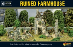 Ruined Farmhouse Plastic Kit