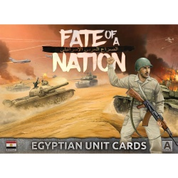 Egyptian Forces Unit Cards