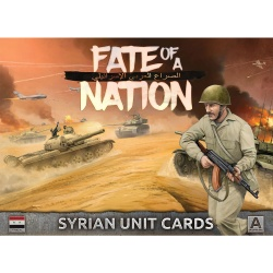 Syrian Forces Unit Cards