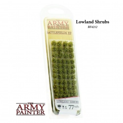 Lowland Shrubs
