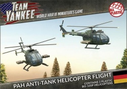BO-105P Anti-tank Helicopter Flight