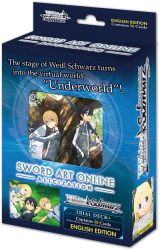 WS Trial Deck Plus: Sword Art Online -Alicization-
